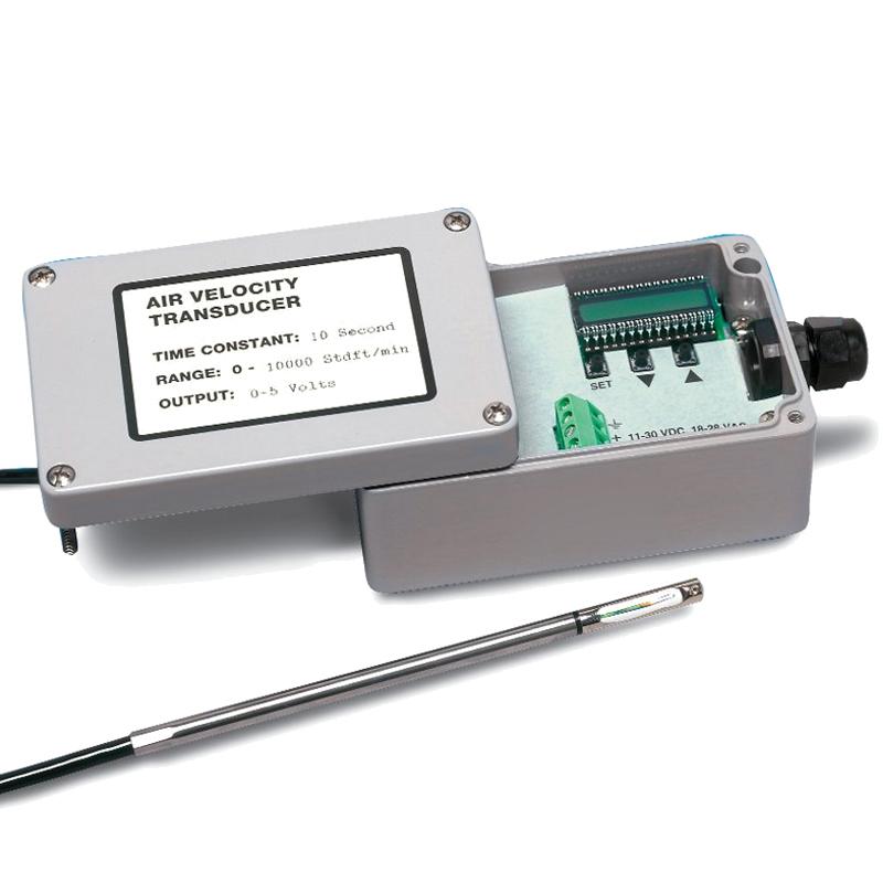 Air Velocity Transducers