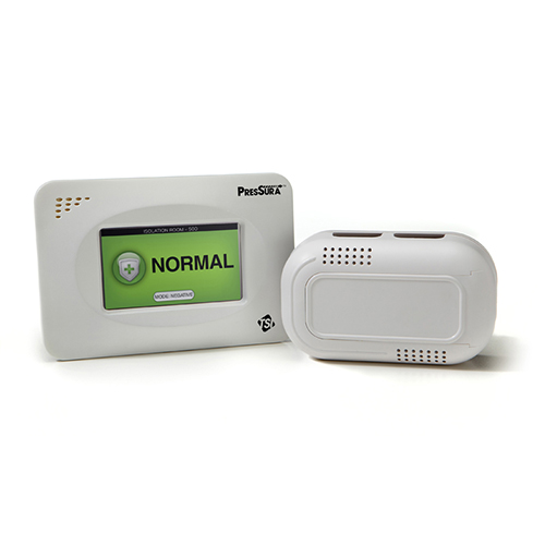 Room Pressure Monitors & Controllers