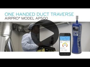 TSI AP500 One-Handed Duct Traverse